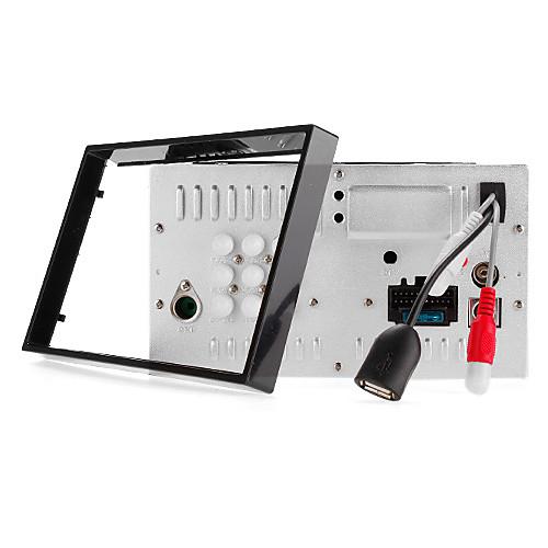 7-дюймовый 2DIN автомобильный DVD-плеер (GPS, DVB-T, Bluetooth, RDS, ставку)