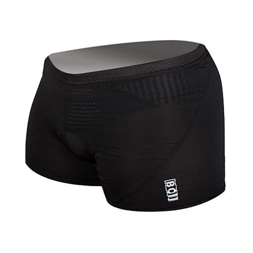 Coolmax Материал дышащий / Удобная Велоспорт нижнее белье с губкой Pad 48624-HM Lightinthebox 601.000