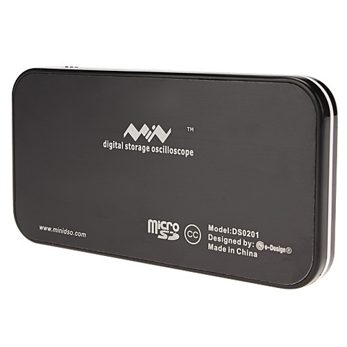 DSO201 Minidso осциллографа Lightinthebox 3265.000