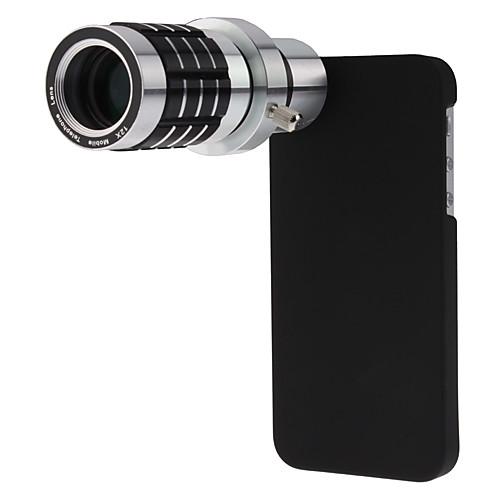 Панель со съемной телефотолинзой с 12-увеличением для iPhone 5 Lightinthebox 1718.000
