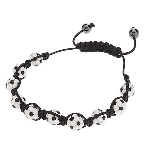 Футбол каменный вязать Bracelace Lightinthebox 257.000