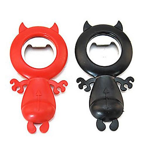 смешные дьявола формы открывалка для бутылок (случайный цвет) Lightinthebox 85.000