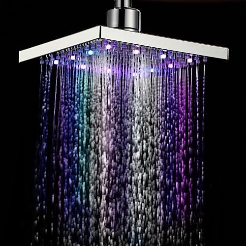 Душевая лейка-тропический душ со светодиодами (7 цветов) Lightinthebox 1718.000