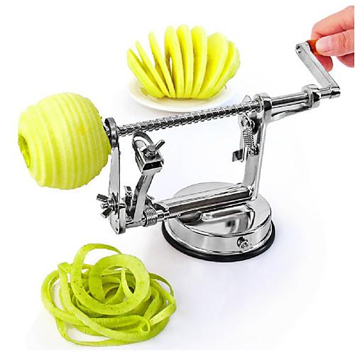 Приспособление для фруктов 3 в 1: очистка, нарезка, удаление середины Lightinthebox 773.000