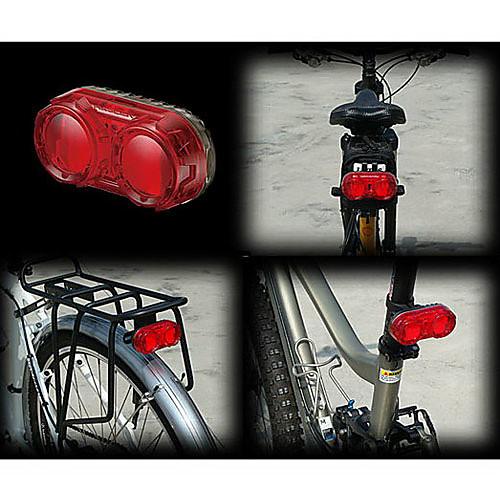 Akslen 4-LED Супер яркие светодиодные фары для велосипедов TL-90 Lightinthebox 858.000