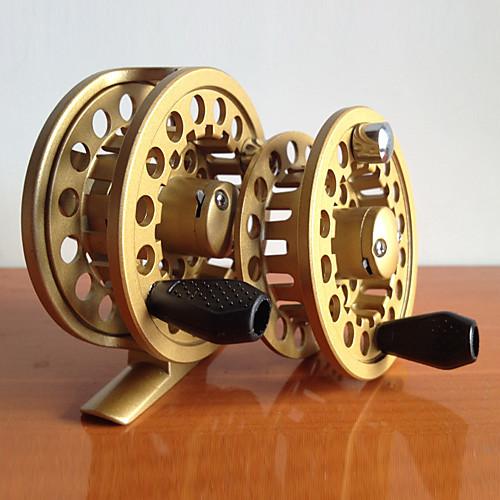 Катушка (с запаской), 5/6, 75мм, (черный, серебро, золото) Lightinthebox 1375.000