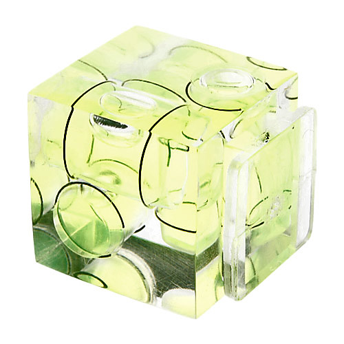 Горячий башмак три оси Bubble Spirit Level для DSLR / Зеркальные фотоаппараты Lightinthebox 257.000
