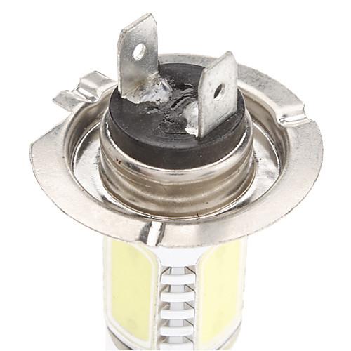 Противотуманная LED лампа для автомобиля (DC 12V), белый свет, H7 7.5W Lightinthebox 601.000