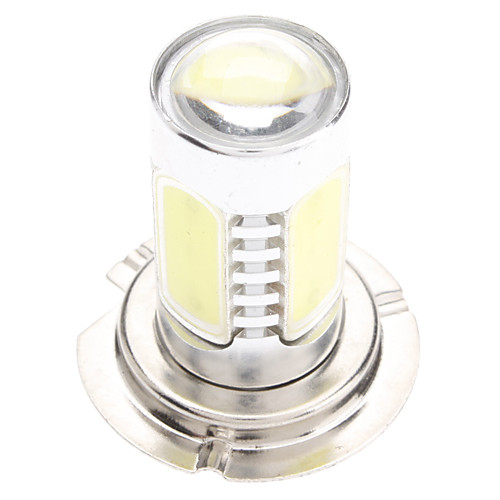 Противотуманная LED лампа для автомобиля (DC 12V), белый свет, H7 7.5W Lightinthebox 601.000