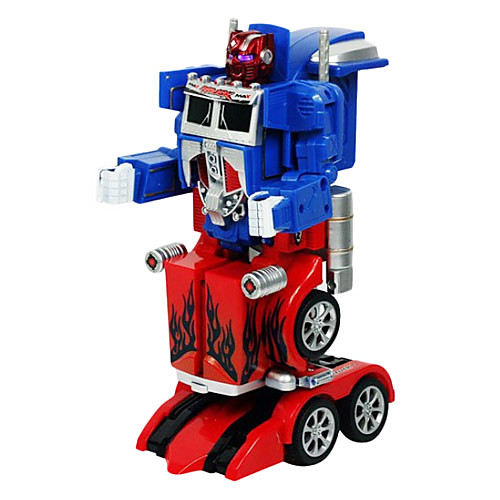 Пульт дистанционного управления роботом Трансформаторы Optimus деформации Lightinthebox 2148.000