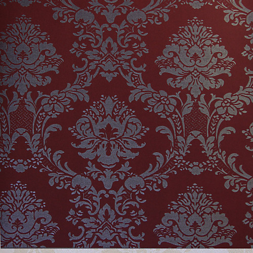 Ретро Дамаск PVC Wall Paper 1301-0029 Lightinthebox 2577.000
