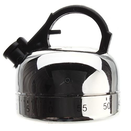 Чайник формы из нержавеющей стали 60-минутный кухня приготовления механический таймер Lightinthebox 171.000
