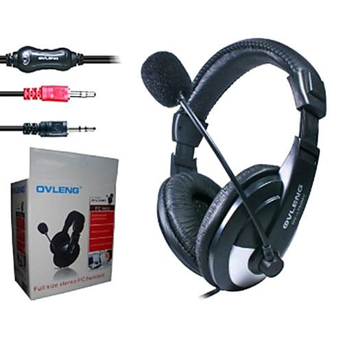 OVLENG За-наушники для компьютера с микрофоном OV-L750MV Lightinthebox 300.000