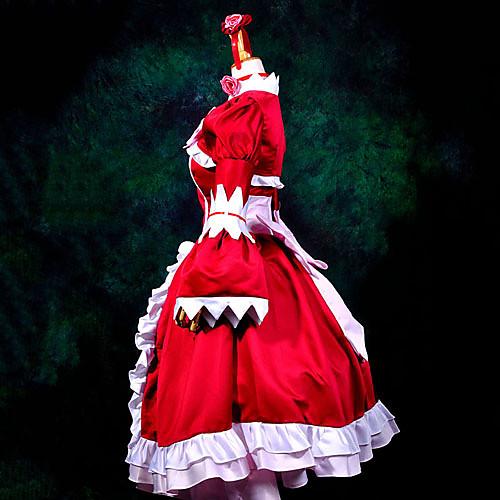 день рождения Елизаветы косплей костюм Lightinthebox 3437.000