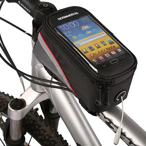 ROSWHEEL велосипедная сумка-чехол для  5.3 дюймового мобильного телефона с тачскрином 12496-5.3 Lightinthebox 429.000