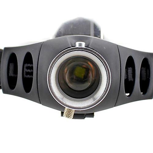 2 режимный светодиодный  налобный фонарь 320LM с Cree Q5 высокой мощности Lightinthebox 601.000