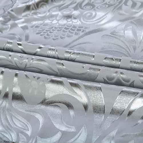 4-х частей серый цветочный жаккард хлопок пододеяльник множество Lightinthebox 6273.000