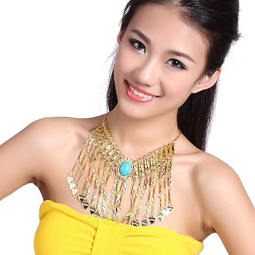 Производительность Dancewear кисти дизайн Belly Dance ожерелье для дамы Lightinthebox 253.000