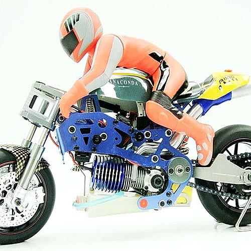 Новые 1:05 Масштаб RC мотоцикла 15CC Nitro газа дистанционным управлением мотоцикла Быстрая скорость игрушки (Random Color) Lightinthebox 9882.000