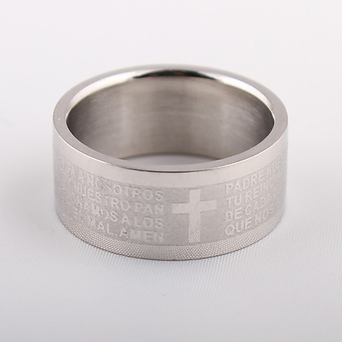 uniex cripture culpture титана Тил кольцо (10 шт / много) Lightinthebox 601.000