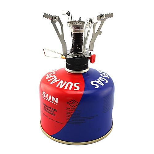 Al сплава и нержавеющей стали Мини Комплексная складной Газовая плита Lightinthebox 429.000