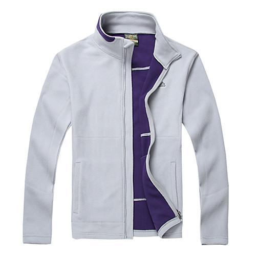Мужская утолщенная флисовая куртка Lightinthebox 1417.000