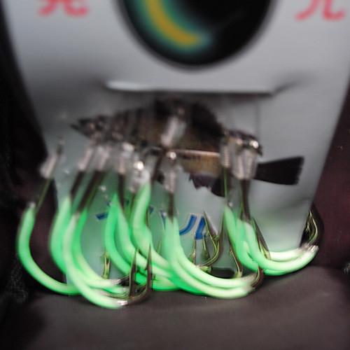 Световой рыболовный крючок море с линии (подробнее Размер Имеющиеся в наличии) Lightinthebox 171.000