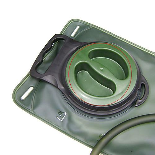 Зеленый ТПУ Открытый мешок с водой шланг 100см (3L) Lightinthebox 343.000