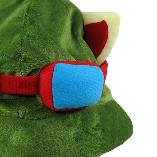 косплей шляпу вдохновлен Лига Легенд быстрый разведчик Teemo Lightinthebox 901.000