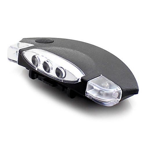 Светодиодный фонарь с пластиковым креплением на козырек кепки (2xCR2032) Lightinthebox 257.000