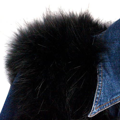 Замечательный без рукавов из искусственного меха воротника Casual / Партия Vest (другие цвета) Lightinthebox 558.000
