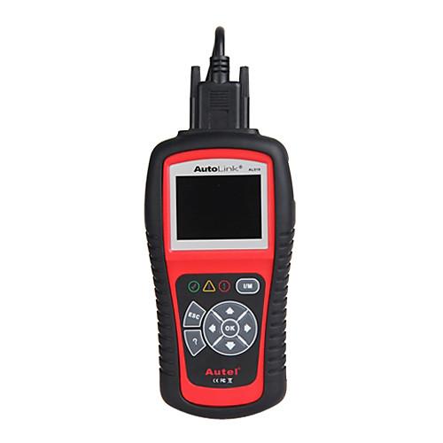autel Автоссылка al519 OBDII / EOBD авто-код сканер с 10 режимами диагностики Lightinthebox 4425.000