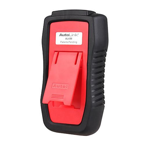 autel Автоссылка al439 мультиметр avometer сканер OBD2 / OBDII диагностический код двигатель сканер Lightinthebox 4726.000