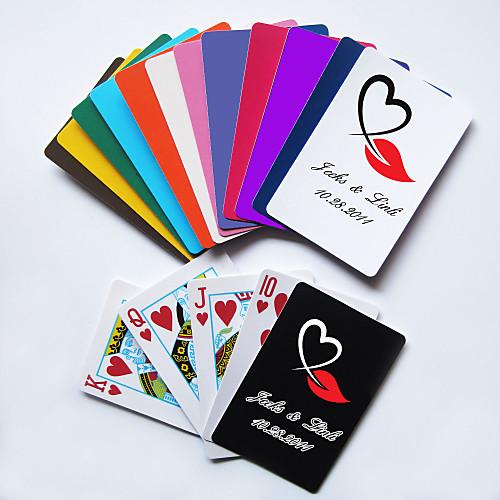 Персонализированные игральные карты Lightinthebox 355.000