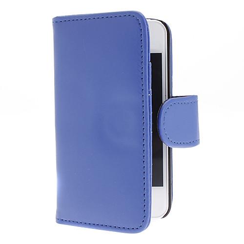 Элегантный чехол для iPhone 4 и 4S из кожзама (разные цвета) Lightinthebox 186.000