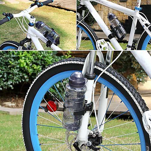 ROSWHEEL 650мл PP Материал велосипедному спорту бутылки воды (синий и прозрачный) WB-215 Lightinthebox 429.000