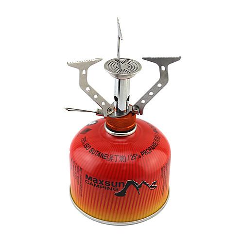 Al сплава и нержавеющей стали Комплексная складной Газовая плита (200W) Lightinthebox 429.000