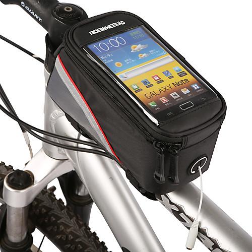 Велосипедная  транспорантная сумочка с отделением для 5.5 дюймового сенсорного телефона Lightinthebox 558.000