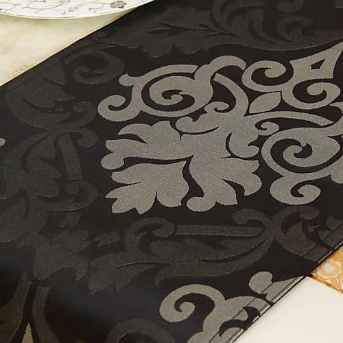 Традиционные цветочные Браун Бегуны таблице Lightinthebox 987.000