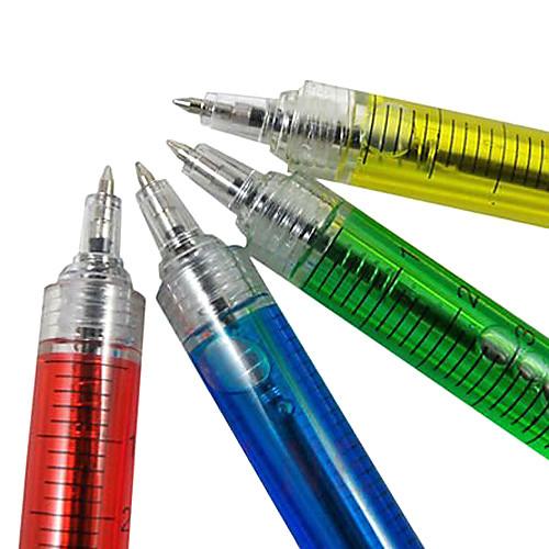 Шариковая ручка в виде шприца (случайный цвет) Lightinthebox 42.000