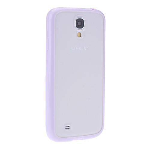 Прекрасный дизайн матовый Жесткий чехол для Samsung Galaxy i9500 S4 (разных цветов) Lightinthebox 126.000