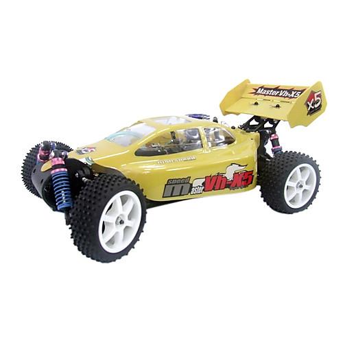 1:10 RC грузовик Nitro газа 15CC двигателя 4WD RTR гонки Buggy Car Radio игрушки дистанционного управления грузовиков Lightinthebox 11601.000