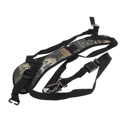 Быстрый ремень плечевой ремень для SLR / DSLR камер (Bamboo Green Texture) Lightinthebox 944.000