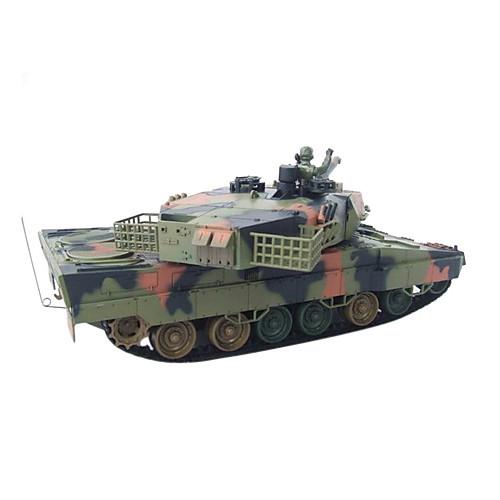 1:24 RC Танк дистанционного управления танков Leopard A5 военного сражения игрушки Lightinthebox 2405.000