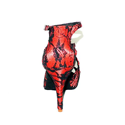 Индивидуальные женщин кружева Верхний стрэп латинский / бальных танцев обувь (больше цветов) Lightinthebox 1718.000