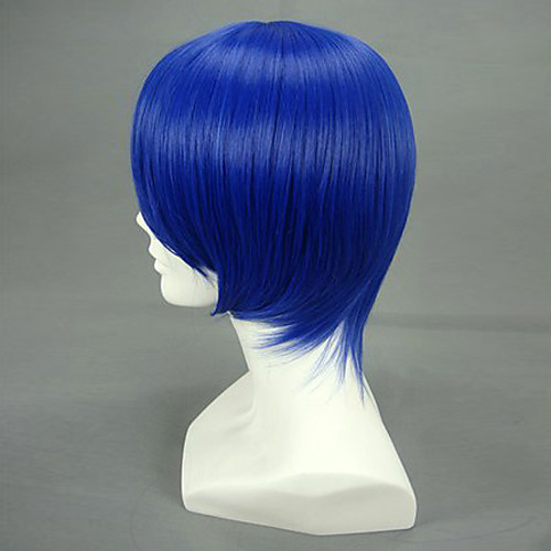 Kaito / Shugo Chara-Tsukiyomi Икуто / Fairy Tail-Juvia косплей парик Lightinthebox 1030.000