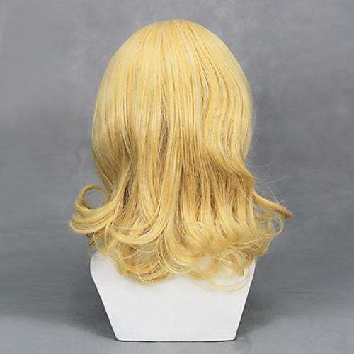 косплей парик вдохновлен touhouprojec-вишневый цвет Алиса Маргатройд Lightinthebox 858.000