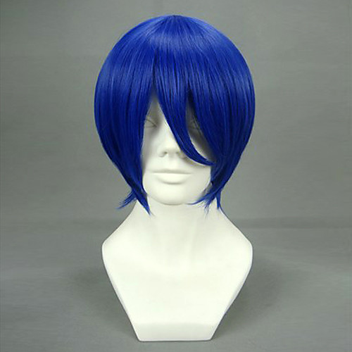 Kaito / Shugo Chara-Tsukiyomi Икуто / Fairy Tail-Juvia косплей парик Lightinthebox 1030.000