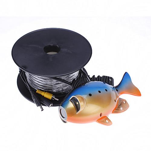600TVL CCD цветная камера для подводной съемки рыбалка видео с 20М Кабельный 3W светодиодные Lightinthebox 3866.000