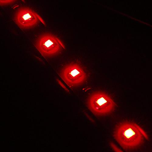 Светодиодные полосы 60см, красный / белый / синий Lightinthebox 171.000